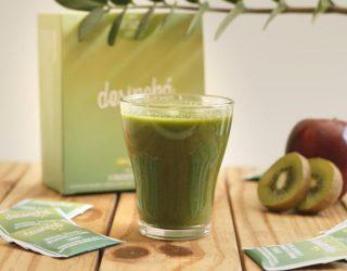Suco Verde com Desinchá