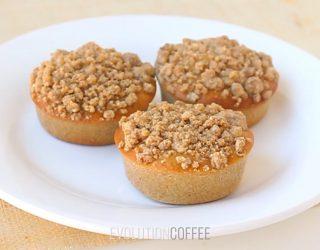 Muffin de Amendoim