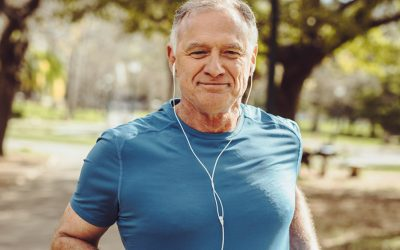Por que ganhamos peso quando envelhecemos?