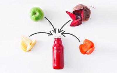 6 receitas de suco detox para começar o dia ainda melhor