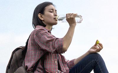 quantos litros de água por dia