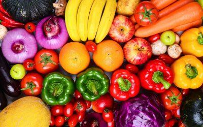 Conheça as frutas e legumes da estação